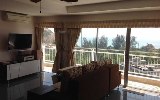 Jamchuree Beach condo for rent in Khao Takiab, Hua Hin