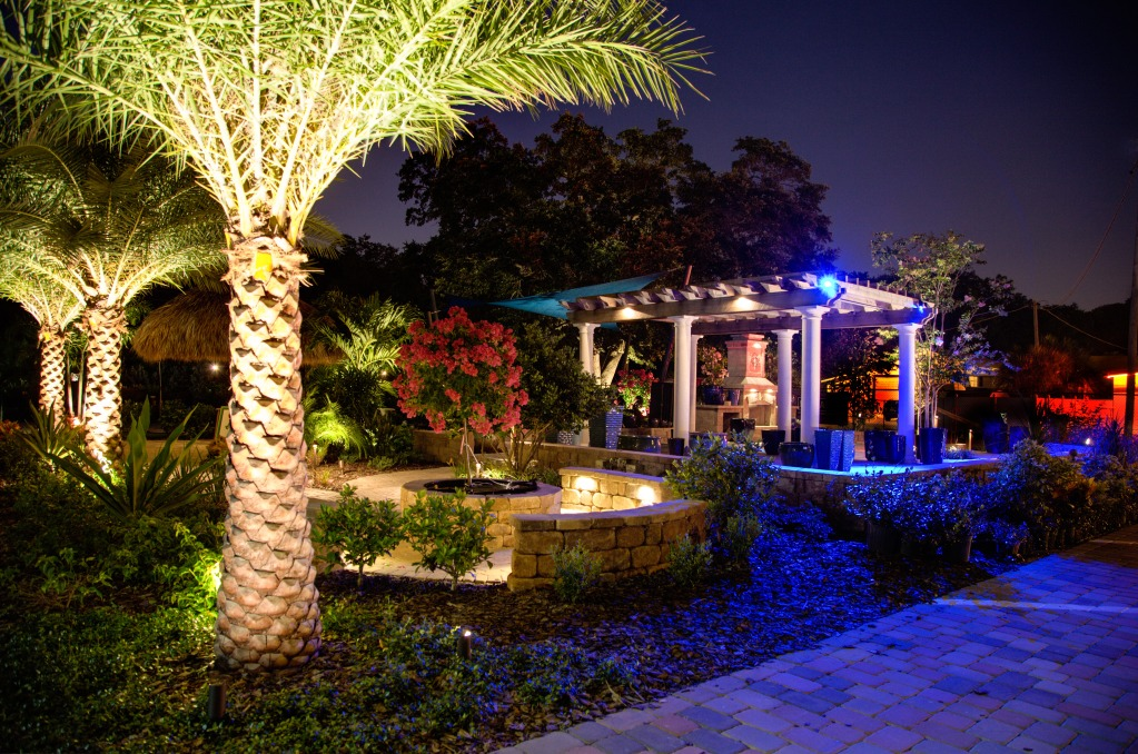landscape lighting for thailand homes thailand real estate