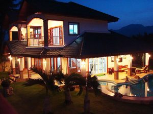 Hua Hin property - pool villa with mountain view by the sea