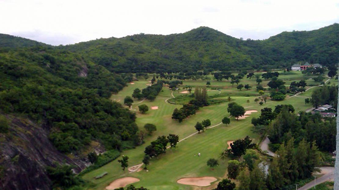 Hua Hin Korea Golf Course - Khao Tao Beach Front Condo for Sale