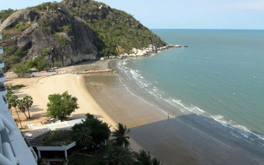 Khao Tao Beach Front Condo for Sale