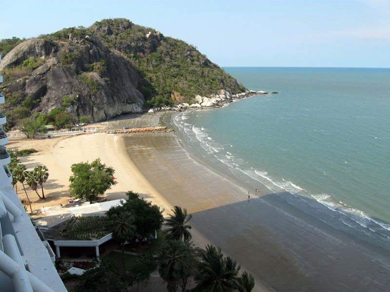 Khao Tao Beach Front Condo for Sale
