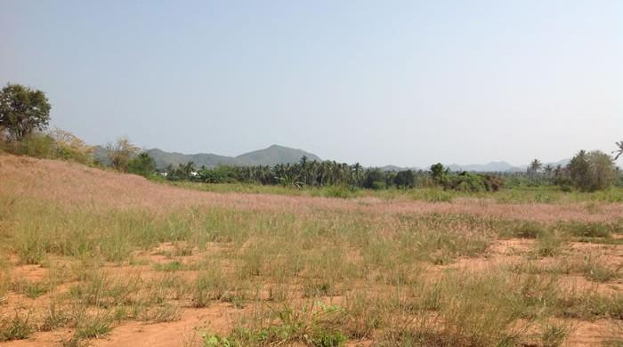 Pranburi Land for Sale near Banyan Golf Course