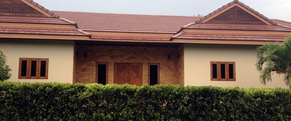 ขายบ้านสไตล์โมเดินบาหลี ปราณบุรี