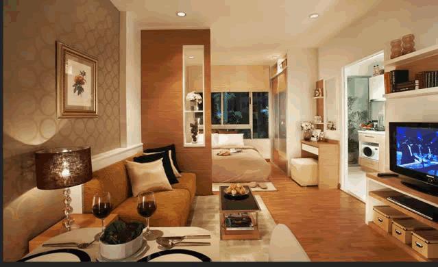 Thailand Condominium Decor
