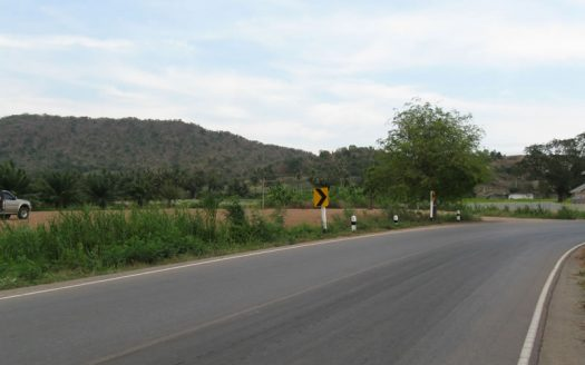 Pranburi Commercial Land for sale