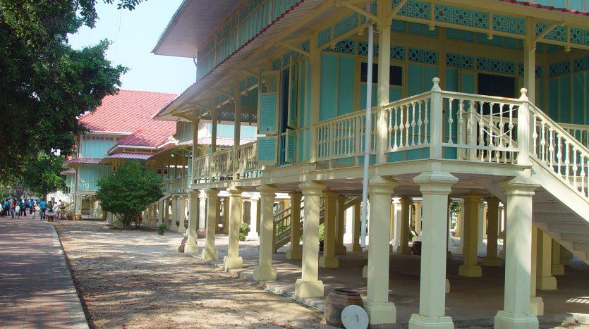 Maruekkhathayawan Palace