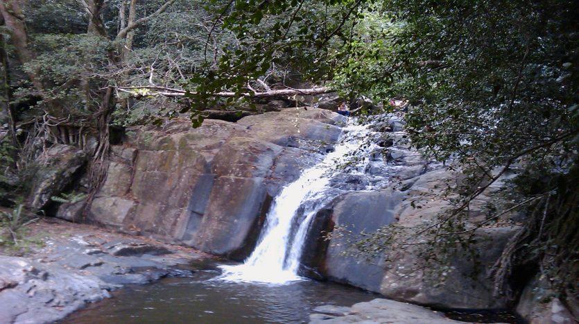 Pala-U Waterfall