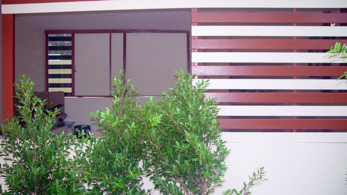 [:en]Pranburi Green Mountain View Pool Villa for sale Outdoor BBQ area[:]