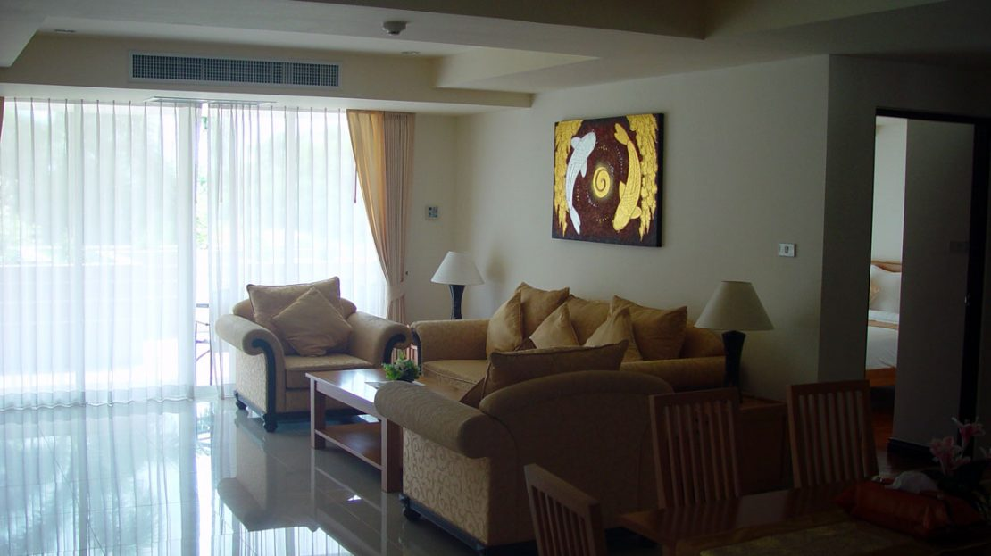 First Floor Condo for Rent in Hua Hin