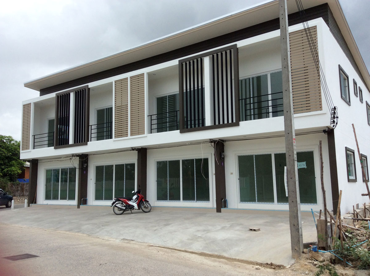 Attractive Shop House For Sale Hua Hin
